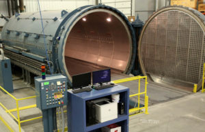 Royal Engineered Composites Autoclave