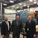 Neb. Gov. Pete Ricketts visits Royal